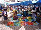 Vegetables For Sale - Sacred Valley, Peru