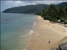 The only sunny day on Tioman