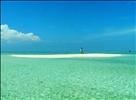 Sand Bar in Choiseul, Solomon Islands