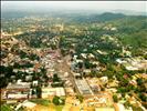 Aerial photo of Bangui