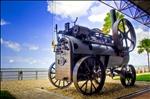 British vapor machine