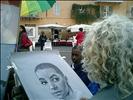 piazza navona artist