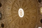 Ceiling Inside Seville's Cathedral