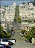 USA 2002 (July 13th) California, San Francisco, Lombard Street