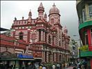 Sri Lanka - 014 - brilliantly-painted Mosque
