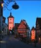 Ploenlein, Rothenburg ODT, Germany