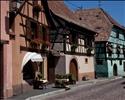 Lapoutroie to Kaysersberg, Turckheim, Alsace