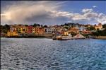 Panormo harbor
