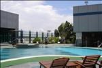 Changi Airport Swimming Pool