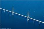 Øresundsbroen, Aerial