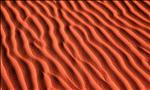 the red sand of the flinders ranges