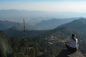 oaxaca hiking