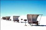 Beach? no... desert!  White Sands National Monument