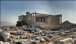Athènes - Acropole - Erechtheion - 11-08-2008 - 8h18