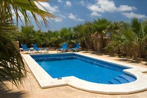 the pool at tina