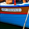Fishing boat of Saint-Tropez