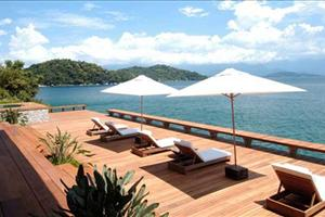 private deck on josefa island