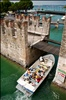 Lake Garda Under the drawbridge