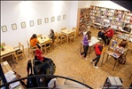 Cărtureşti Cluj Tea house