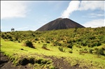 Walking to the Volcano