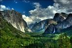 Yosemite Valley HDR - crop