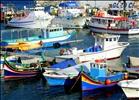 Gozo harbor- In Fickr Explore