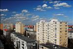 Bluesky over Timișoara